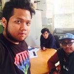 Photo taken at Student Islamic Centre by Ahmad Syukri D. on 5/1/2015