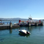 Photo taken at Ferry A Guarda by Vasco S. on 9/1/2013