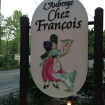 Photo taken at L'Auberge Chez Francois by Jonas M. on 5/3/2013