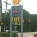 Photo taken at Xpress Mart / Shell by Angel L. on 9/24/2014
