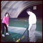 Photo taken at Markham Golf Dome by Maureen W. on 1/5/2013
