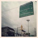 Photo taken at ตลาดโต้รุ่ง @สตูล by Sarawut Y. on 7/19/2013