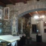 Photo taken at Museo Del Sodalizio Dei Facchini Di Santa Rosa by Archeoares s. on 1/23/2014