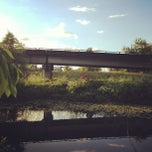 Photo taken at Arboretum Waterfront Trail by Meghan L. on 6/11/2013