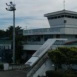 Photo taken at Daniel Z. Romualdez Airport (TAC) by Superdan O. on 5/10/2013