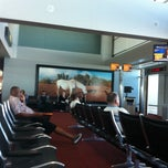 Photo taken at Gate C41 by Kathi B. on 10/13/2011