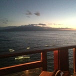 Photo taken at Lahaina Prime Rib and Fish Co. by C.j. Z. on 6/20/2013