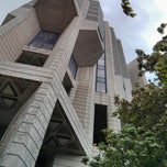 Photo taken at Robarts Library by Michael M. on 5/23/2013