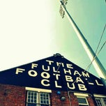 Photo taken at Craven Cottage by Amz G. on 8/19/2013
