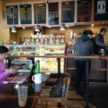 Photo taken at Cup O' Joe by Pablo D. on 2/23/2013