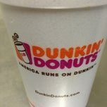Photo taken at Dunkin Donuts by Abdullah Y. on 6/17/2013