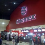Photo taken at Cinemex by Calvin H. on 5/11/2013