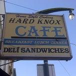 Photo taken at Hard Knox Cafe by Richie W. on 6/19/2013
