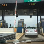 Photo taken at Fort McHenry Tunnel Toll Plaza by Sean-Andrew P. on 6/16/2013