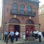 Photo taken at Fireman's Hall Museum by Jason C. on 9/11/2013