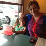 Photo taken at Original Italian Pizza by Carlos R. on 8/9/2013