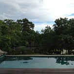 Photo taken at Ban Rai Lanna Resort by Fabian P. on 8/6/2013