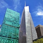Photo taken at Bank of America Tower by Alex on 5/10/2013