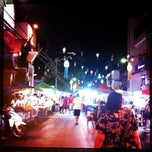 Photo taken at ถนนคนเดินเชียงราย (Chiang Rai Walking Street) by Kamonrat P. on 12/1/2012