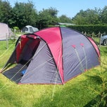 Photo taken at Teversal Camping and Caravanning Club Site by Chris I. on 7/7/2013