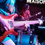 Photo taken at Maison by Myles C. on 7/4/2013