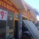 Photo taken at Hai's Auto Repair by Tyrone O. on 5/13/2013