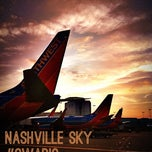 Photo taken at Nashville International Airport (BNA) by Lance L. on 6/9/2013