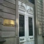 Photo taken at ESEP - Escola Superior de Enfermagem do Porto by Marta M. on 11/3/2012