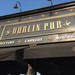 Photo taken at The Dublin Pub by John K. on 5/19/2013