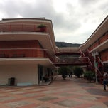 Photo taken at Universidad Pontificia Bolivariana - Seccional Bucaramanga by Cata P. on 7/19/2013