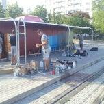 Das Foto wurde bei Pekná cesta (tram, bus) von Branislav O. am 6/28/2014 aufgenommen