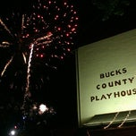 Photo taken at Bucks County Playhouse by Johanna S. on 7/27/2013