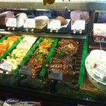 Photo taken at Mackenthuns Meat & Deli by SJW on 12/31/2013