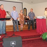 Photo taken at Brazos Meadows Baptist Church by Brent J. on 5/12/2013