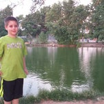 Photo taken at Ft Lowell Park by Wendy C. on 7/23/2013