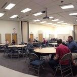 Photo taken at Kansas State University Salina by Paul G. on 4/10/2014