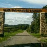 Photo taken at Camp Kon-o-kwee by Ken P. on 8/15/2014