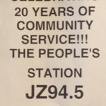 Photo taken at JZ 94.5 The People's Station by Amarillo B. on 10/4/2013