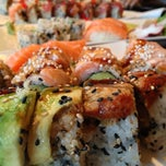 Photo taken at Sushi Island by Rob Y. on 7/15/2013