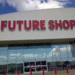 Photo taken at Future Shop by David P. on 6/4/2013