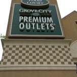 Photo taken at Grove City Premium Outlets by Naif A. on 6/28/2013