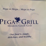 Photo taken at Pega Grill by Eli B. on 5/21/2014