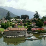 Photo taken at Swiss Miniatur by Sergey T. on 6/23/2013