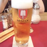 Photo taken at Spaten-Franziskaner Brau GmbH by Courage on 5/10/2013