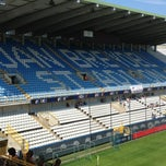 Photo taken at Club Brugge K.V. by Glenn L. on 7/7/2013