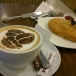 Photo taken at Costa Coffee by Shaunak M. on 3/5/2012