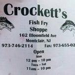 Photo taken at Crockett's Fish Fry by Lvc S. on 4/13/2014