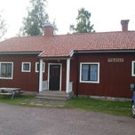 Photo taken at Johannisholm Campng & Outdoor by Ēriks O. on 6/18/2013