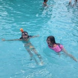 Photo taken at Colony Poolside by Nichole B. on 8/20/2013