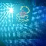 Photo taken at Purple discoteca by Sebas R. on 6/16/2013